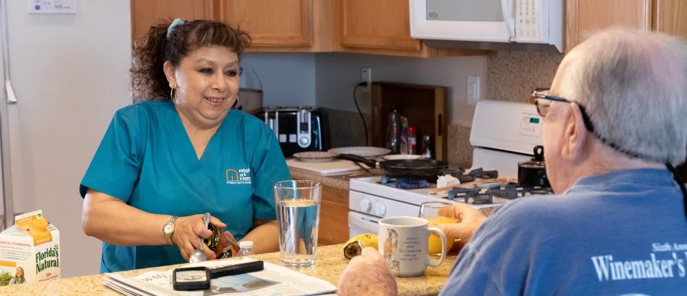 Read our 24 hour home care FAQ