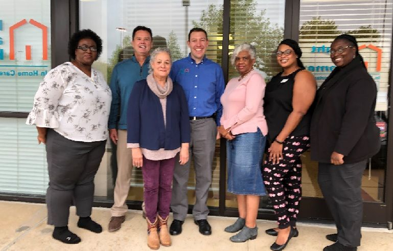 Right at Home Memphis East Home Care Agency Staff