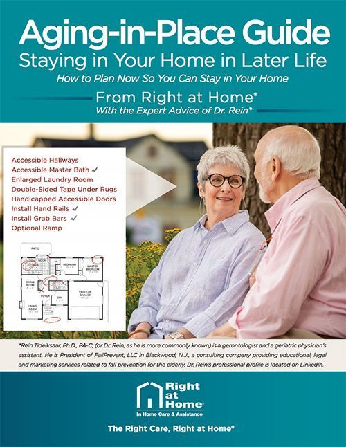 Aging in Place cover.
