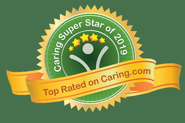 Caring Super Stars Winner
