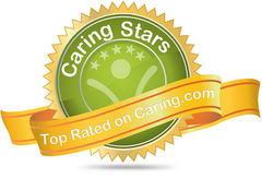 Caring Stars 2017 Award from Caring.com