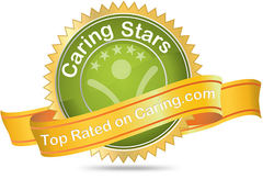Caring Stars 2017 Award from Caring.com