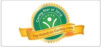 2019 Caring Stars Award Logo