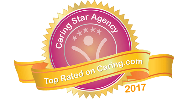 Caring Star Badge for Open Graph