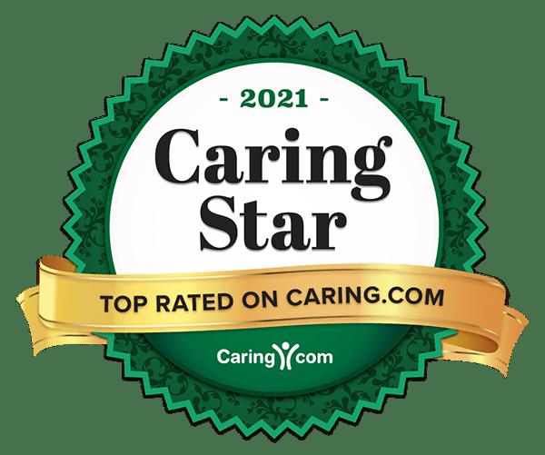 2021 Caring Stars winner
