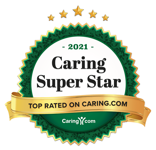 2021 Caring Super Star winner