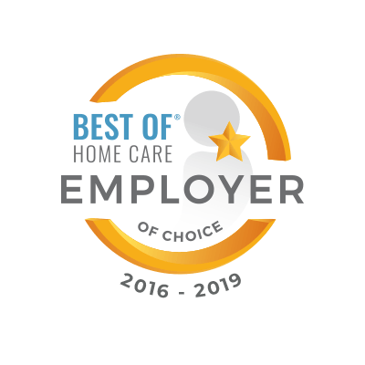 Employer of Choice 2016-2019