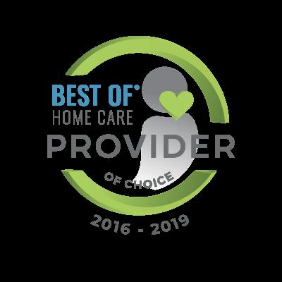 Provider of Choice 2016-2019