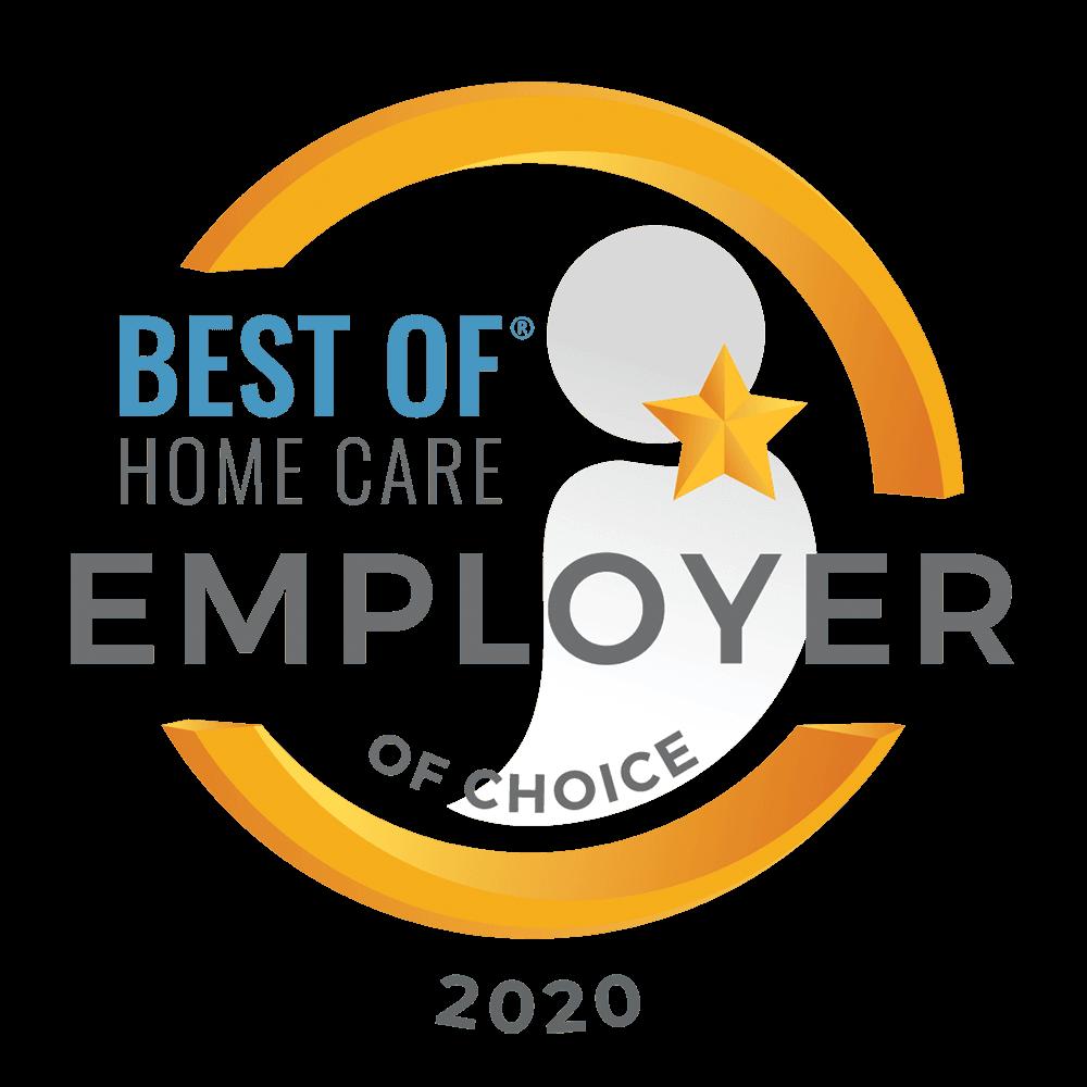 2020 Employer of Choice Award
