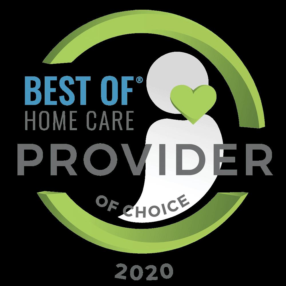 2020 Provider of Choice Award