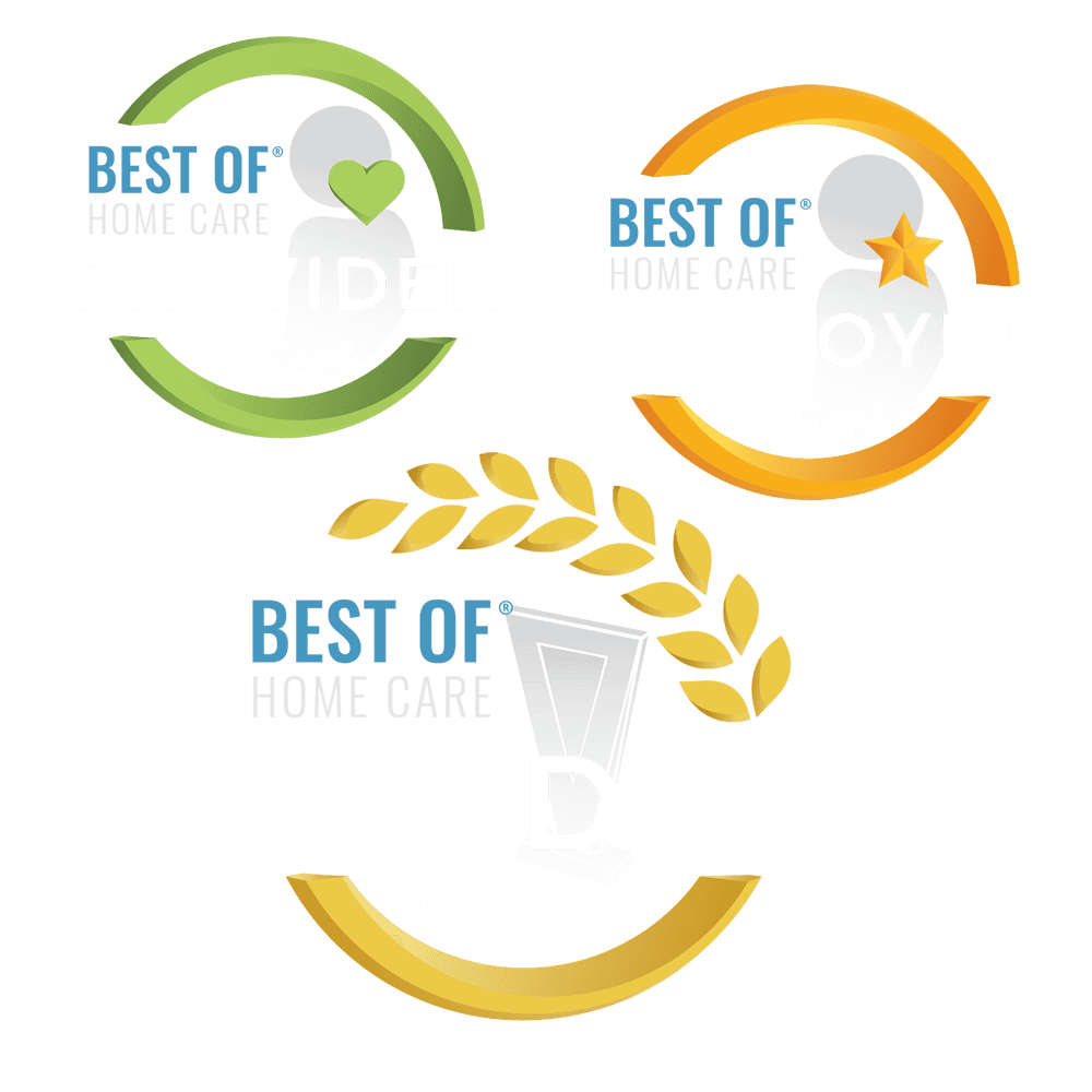 Best of Home Care 3 Awards - Light