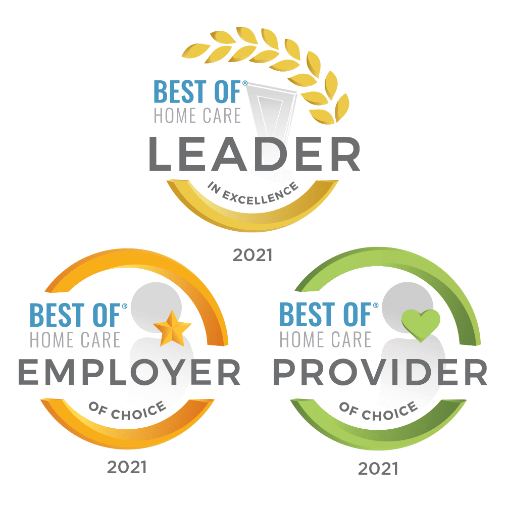 2021 Best of Home Care Awards