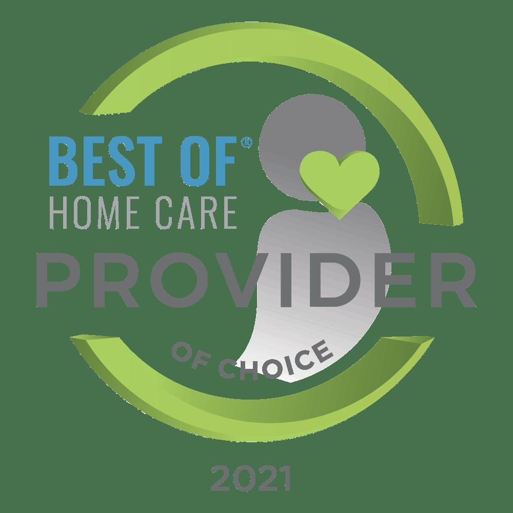 2021 Provider of Choice