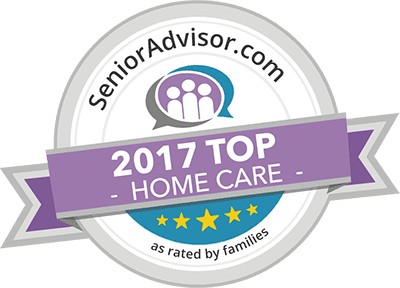 2017 Top Home Care SeniorAdvisor.com