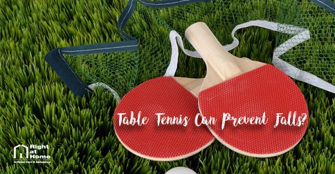 table tennis for seniors