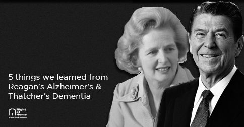 5 Things We Learned From Reagan S Alzheimer S And Thatcher S Dementia