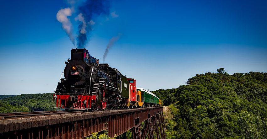train tour