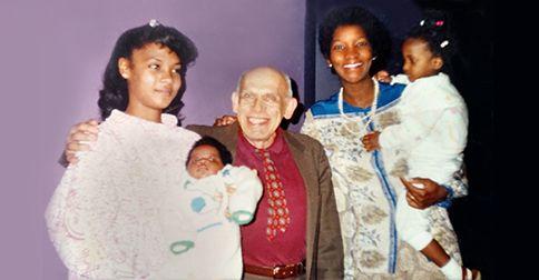 Dr. Penzer - Black History Month