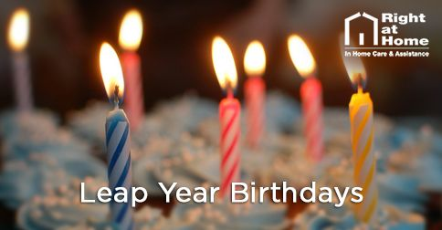 Leap Year Birthdays
