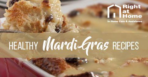Healthy Mardi-Gras Recipes