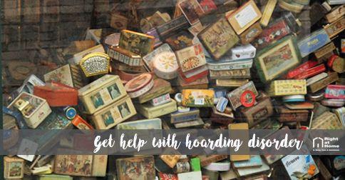 get help hoarding disorder