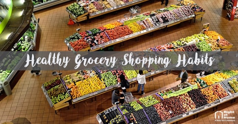 healthy grocery shopping habits