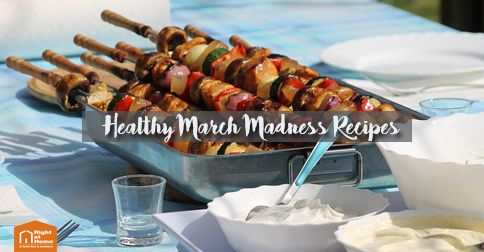 healthy march madness recipes