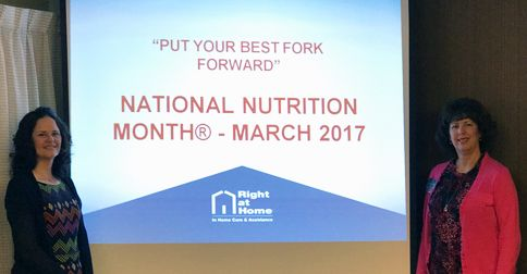national nutrition month workshop pasadena