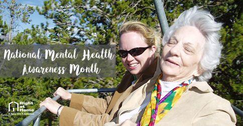 national mental health awareness month