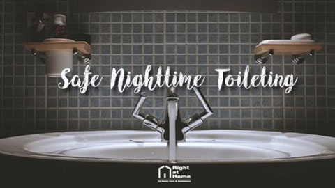 safe nighttime toileting