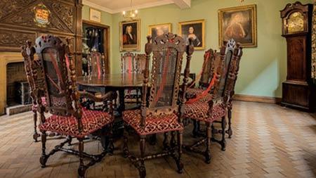 downsizing antique furniture