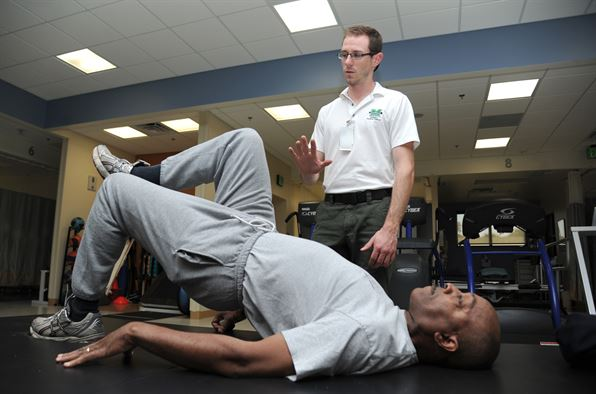 physical therapy occupational therapy
