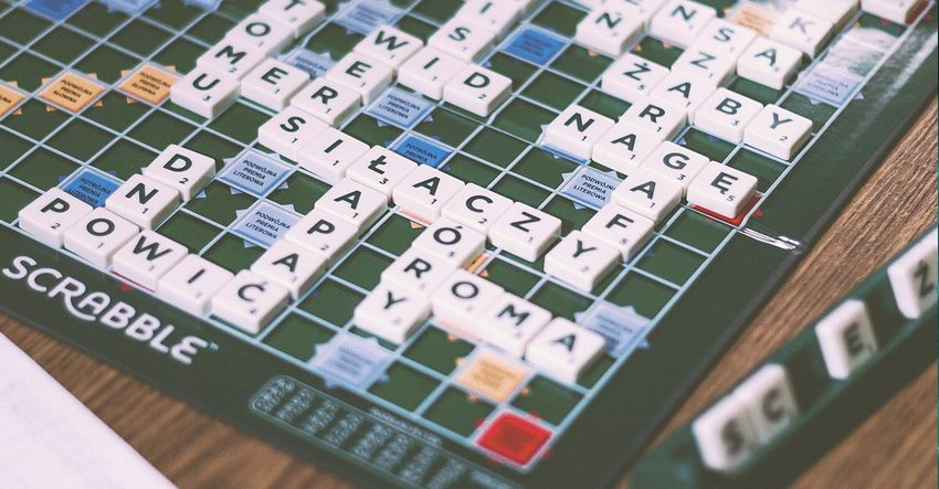 how to play scrabble catch phrase