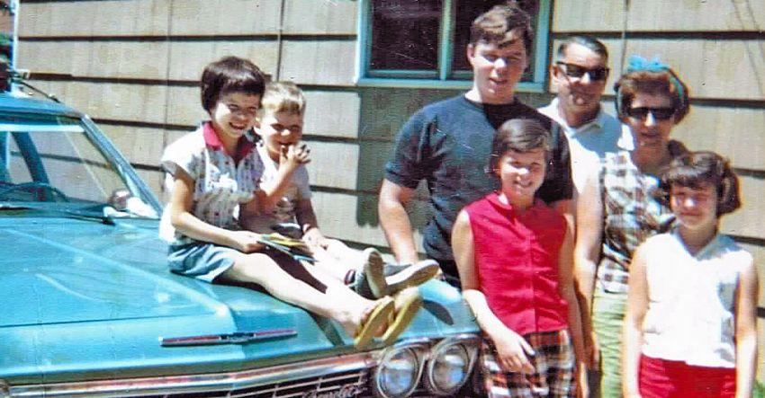 Jim Ryan and Family