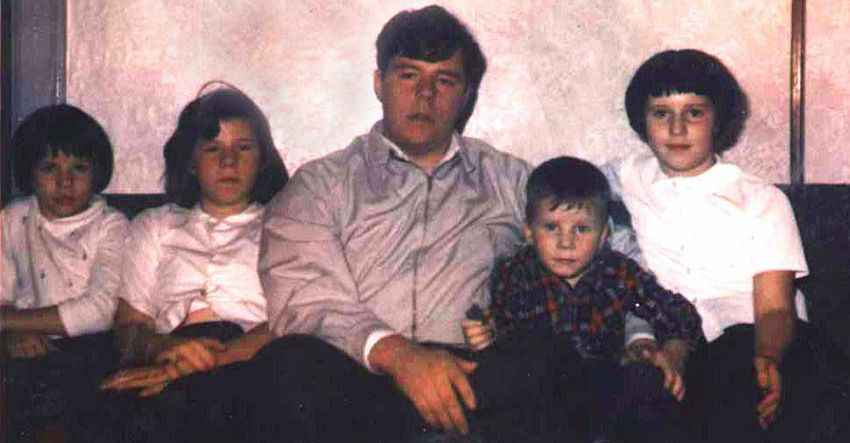 Jim Ryan and Siblings Children