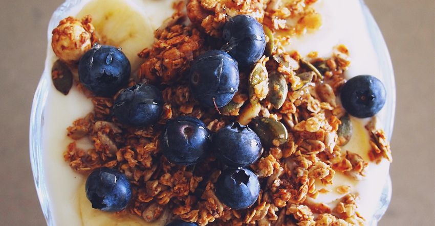 health food granola