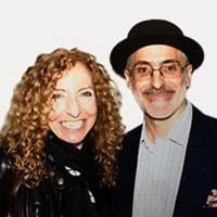 Joyce Barocas and Albert Eshoo