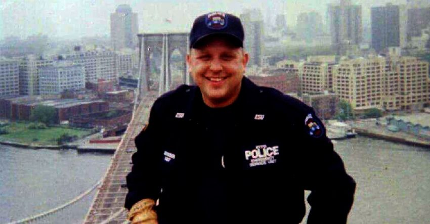 Paul Johnson 9/11 First Responder