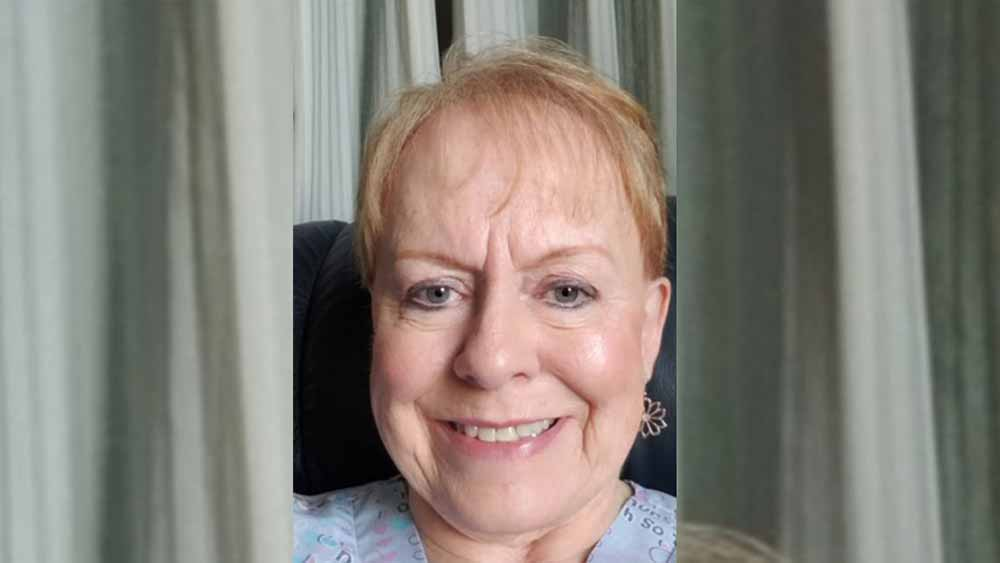 judy harris retired nurse professional caregiver