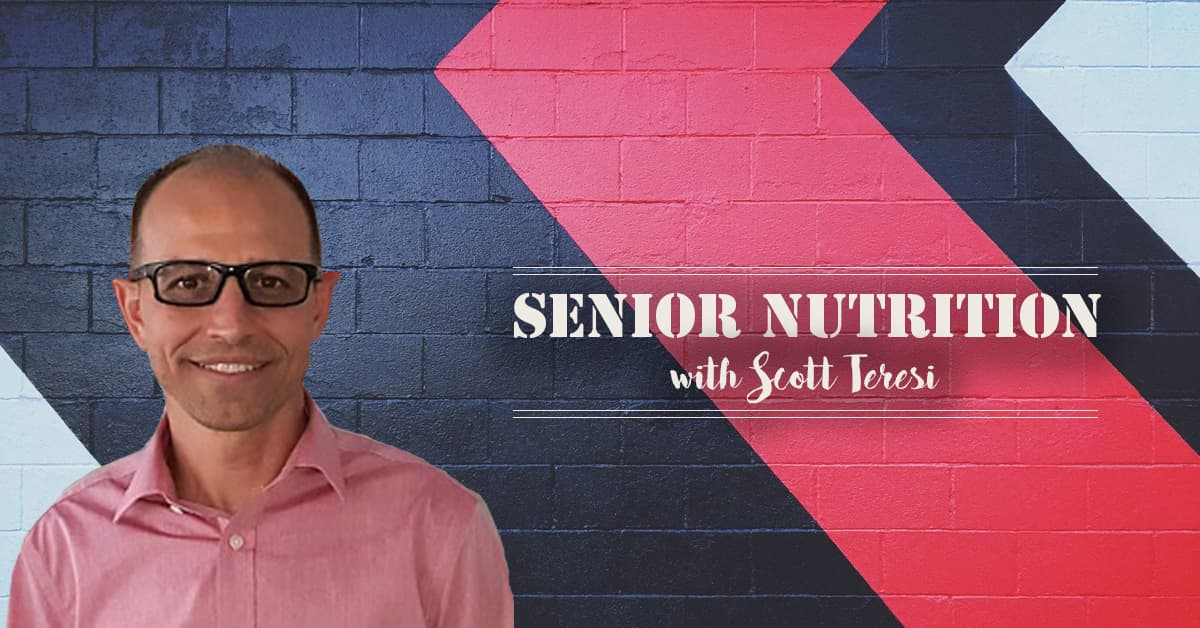 Scott Teresi detecting undernutrition in seniors