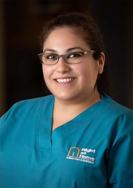 Caregiver Selene M.