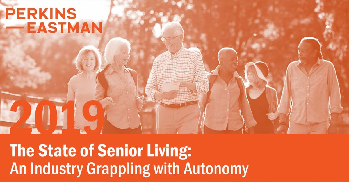 2019 state of senior living report