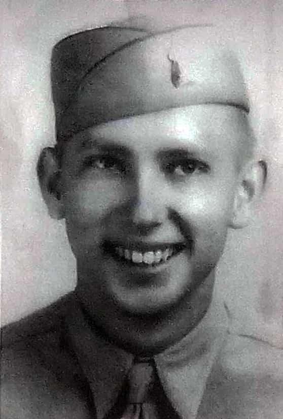 Ghost Army Veteran Anderson Wilson