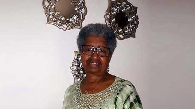 Caregiver Betty Ruff