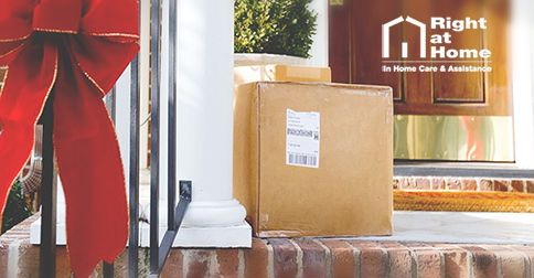 Packages on Doorstep