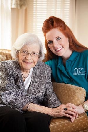 Senior and Elderly Companion Care