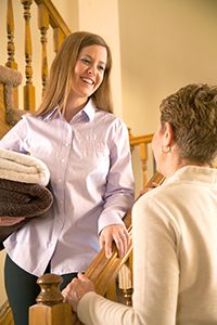 caregiver housekeeping for senior