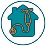 home health aide icon