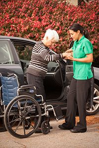 Transportation for seniors