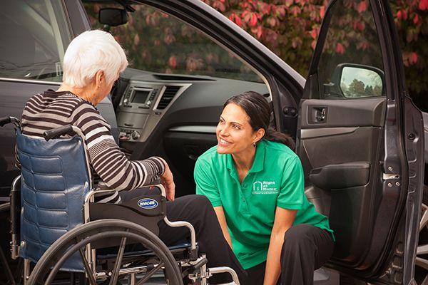 Transportation for seniors